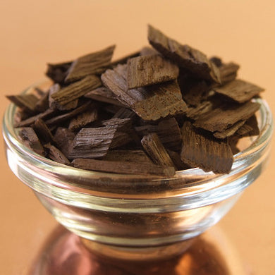 Oak Chips - Dark Toast American 4oz