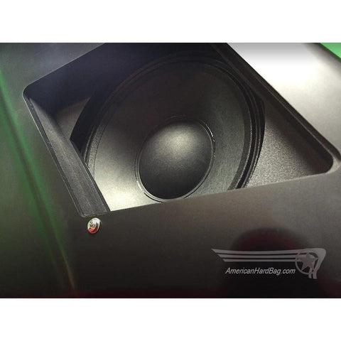 "American Hard Bag Aggressor Pro 880 Twin 8"" Full Range Woofer Mount"