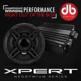 DB Drive Xpert EX10NMB (Single)