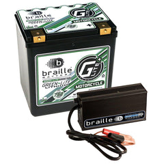 G30H-GreenLite (Harley Davidson) Replacement Battery - Garage Bagger Stereo