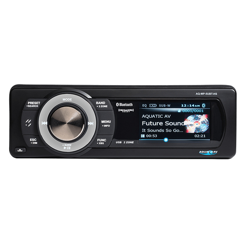 Harley-Davidson Stereo AQ-MP-5UBT-HS (SiriusXM  Capable)