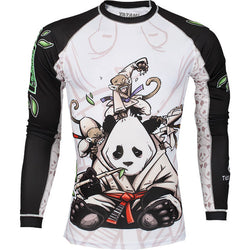 "Tatami ""The Gentle Art"" Rash Guard"