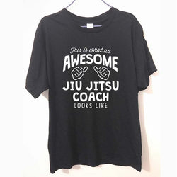 Awesome Jiu-Jitsu Teacher T-Shirt