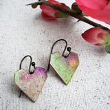 Heart of a Different Color earrings