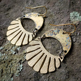 Flower Moon earrings