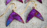 Mermaid Tail earrings