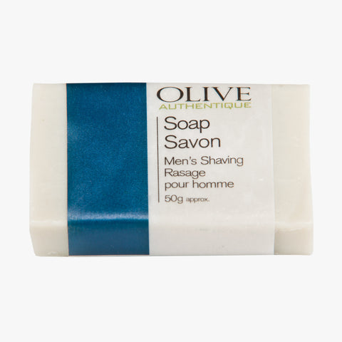 Men's Shaving Olive Soap Bar