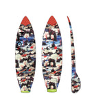 CORAL GARDEN Surfboard Bag Stretch Knit Scuba Sock