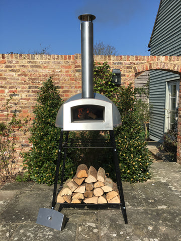 Blistering Woodfired 80cm Pizza Oven-Pizza Oven-Outdoor Living Experience