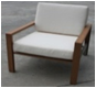 Foremost Dorka Arm Chair-Garden Furniture-Outdoor Living Experience