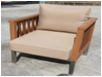 Foremost Marka Arm Chair-Garden Furniture-Outdoor Living Experience