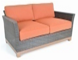 Foremost Metropolitan 2 Seater Sofa-Garden Furniture-Outdoor Living Experience