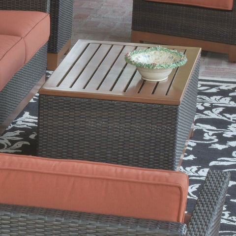 Foremost Metropolitan Coffee Table-Garden Furniture-Outdoor Living Experience