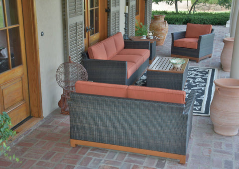 Foremost Metropolitan Patio Set-Garden Furniture-Outdoor Living Experience