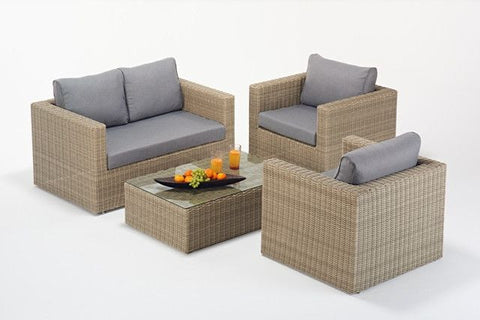 Highgrove Small Sofa Suite-Highgrove-Outdoor Living Experience