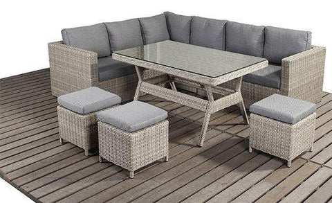 Highgrove Table Corner Suite-Highgrove-Outdoor Living Experience