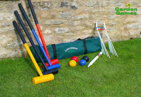 Lawn Croquet-Games-Outdoor Living Experience