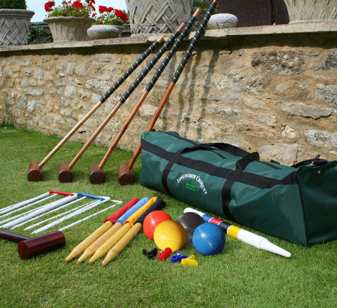 Longworth Croquet Sets-Games-Outdoor Living Experience