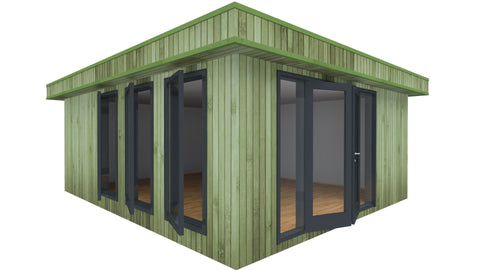 Orchid Garden Room-Garden Buildings-Outdoor Living Experience