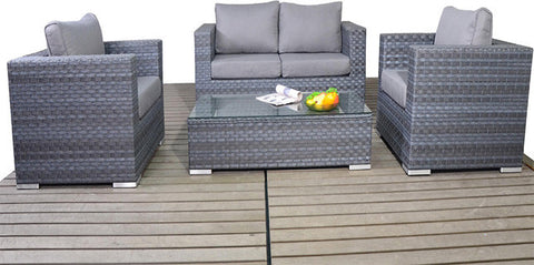 Osborne Small Sofa Suite-Osborne-Outdoor Living Experience