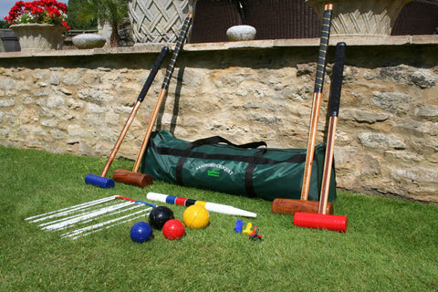 Sandford Family Croquet Set-Games-Outdoor Living Experience