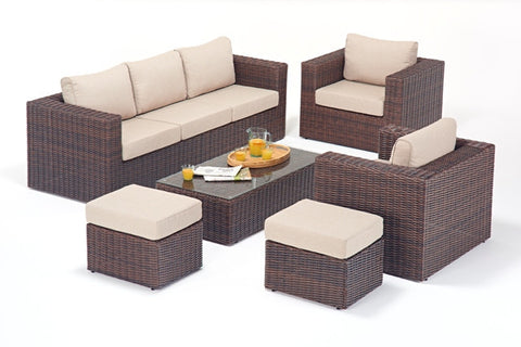 Windsor Large Sofa Suite-Windsor-Outdoor Living Experience