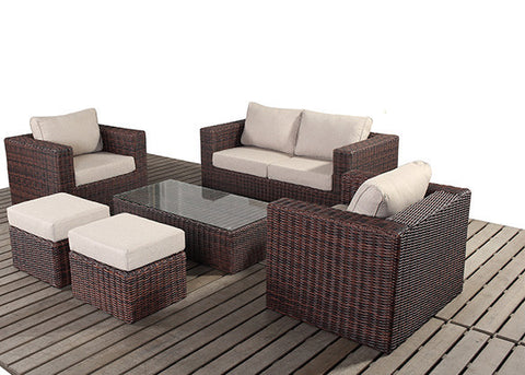 Windsor Small Sofa Suite-Windsor-Outdoor Living Experience