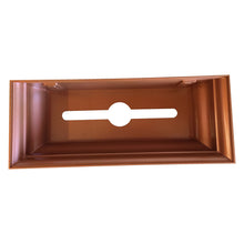 ABS HealthyShelf Paper Towel Dispenser Copper Glow