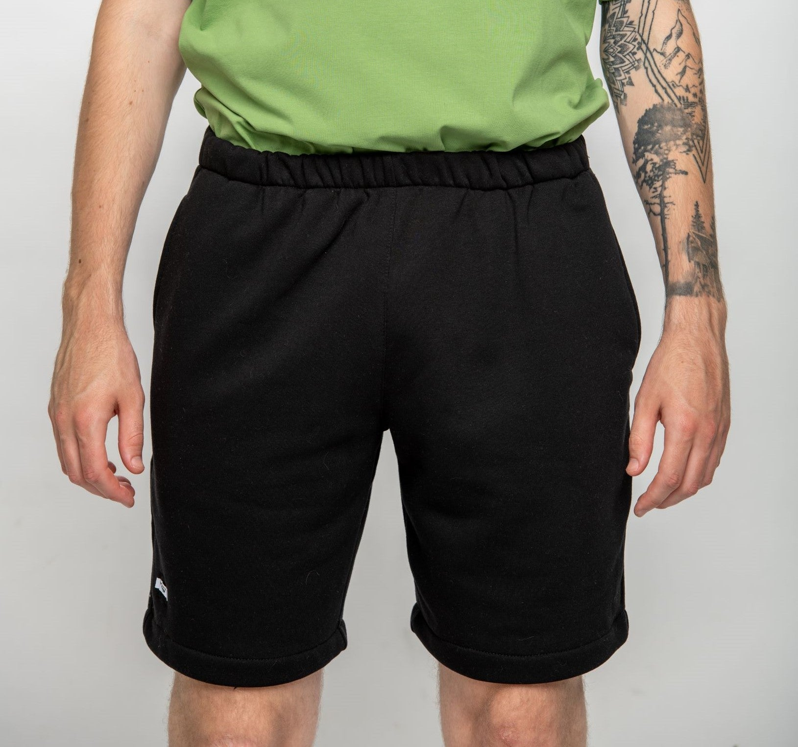 Anniversary shorts black