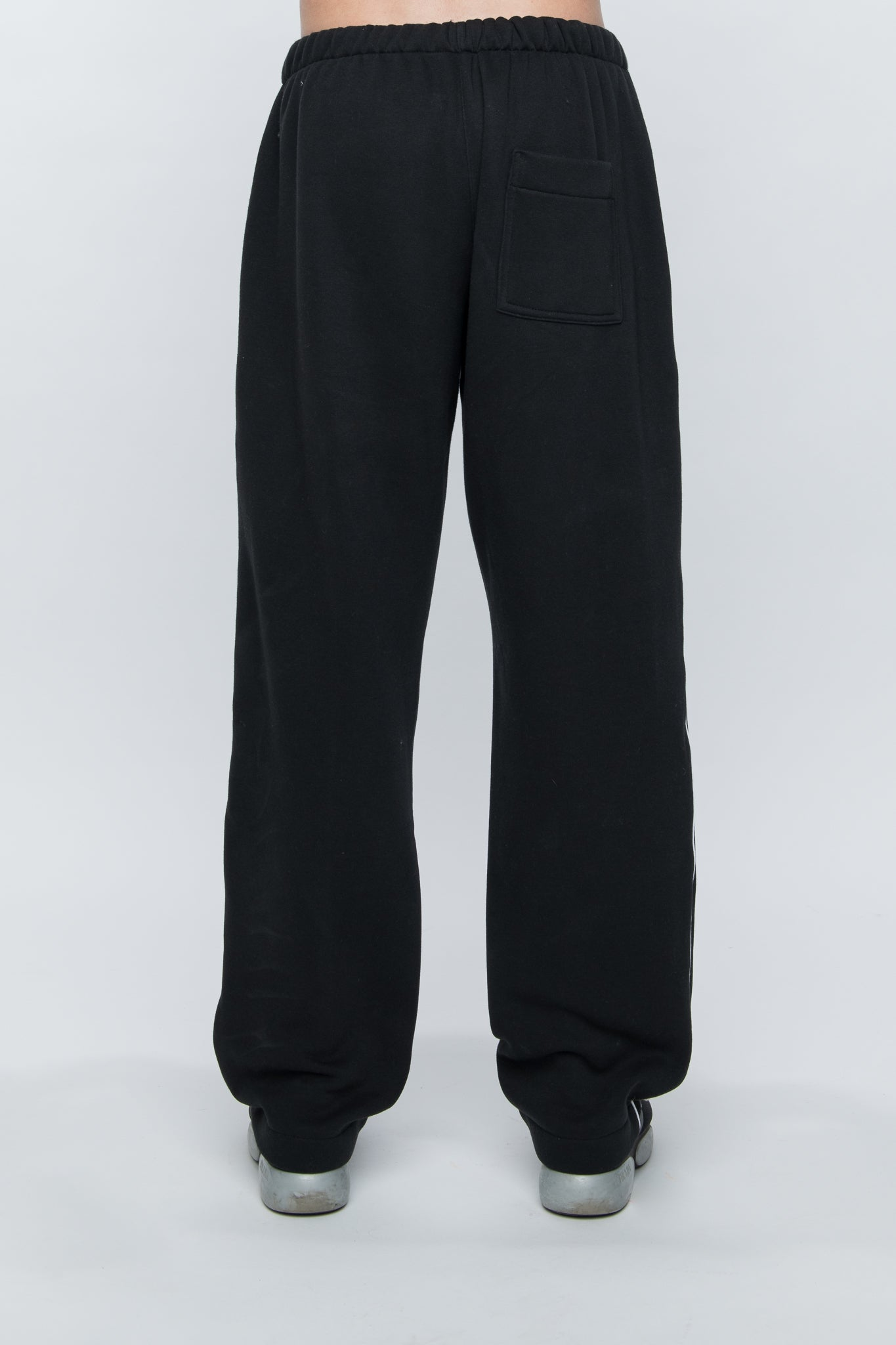 Sweatpants loose black