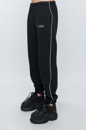 Sweatpants tapered black