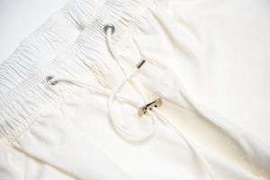 Track pants white
