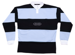 Polo black-blue