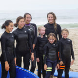 Girl Surf Curl  - Girl Scouts - 1-2 Sessions
