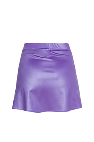 Purple Shine Skirt