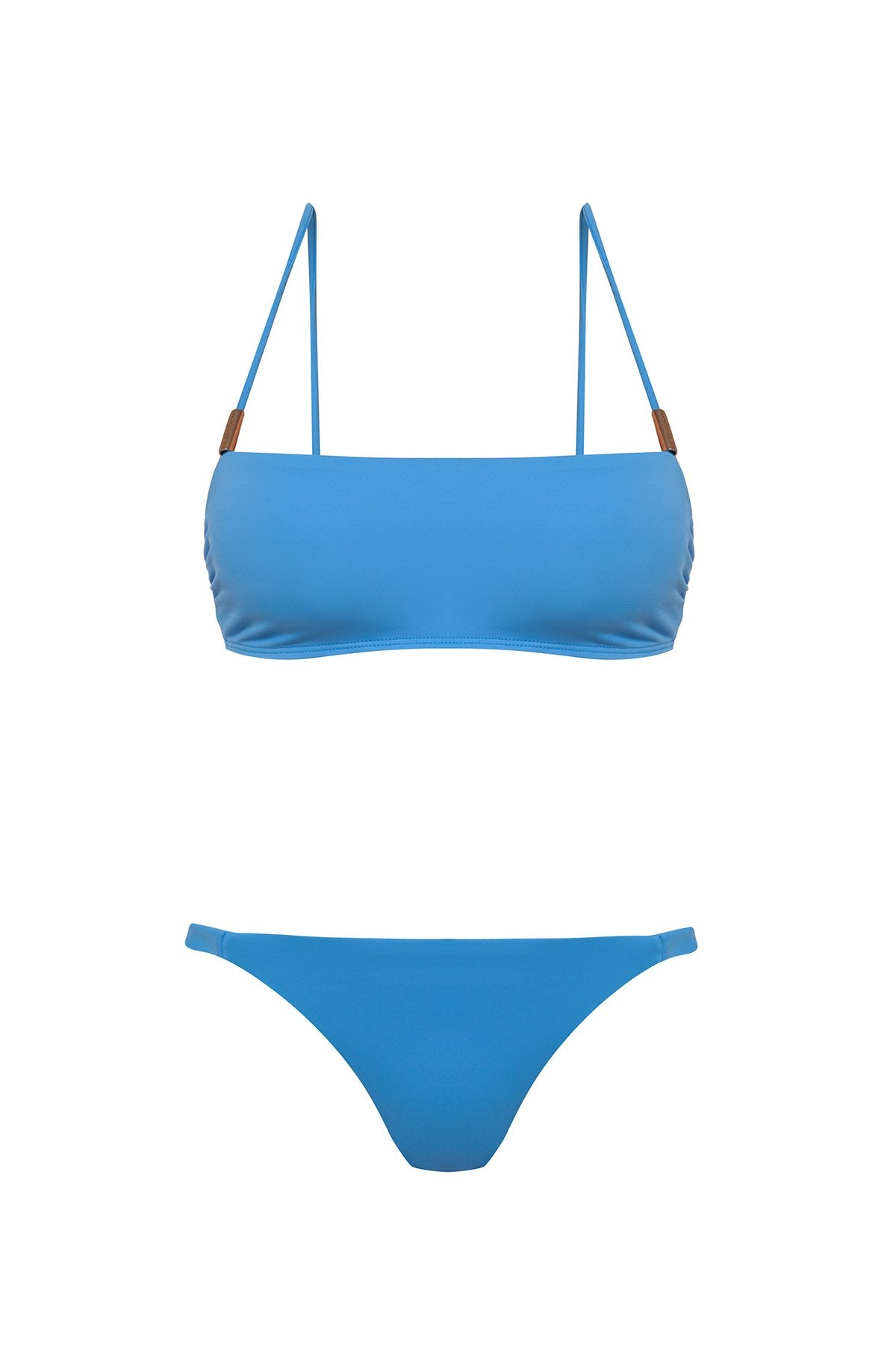 NIKKI SWIM SET, Royal Blue