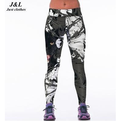Special Designed Fitness Leggings - All Star Products