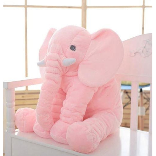 Large Plush Elephant Toy - All Star Products