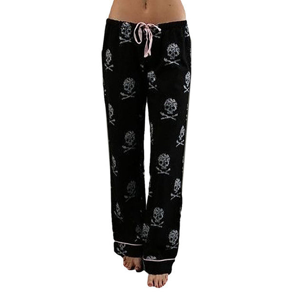 Skull Pajama Pants - All Star Products