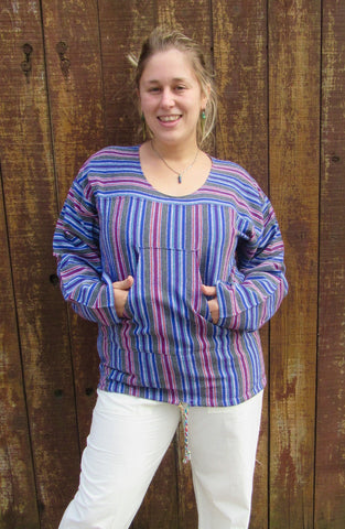 Descansa Handwoven Sweater Top