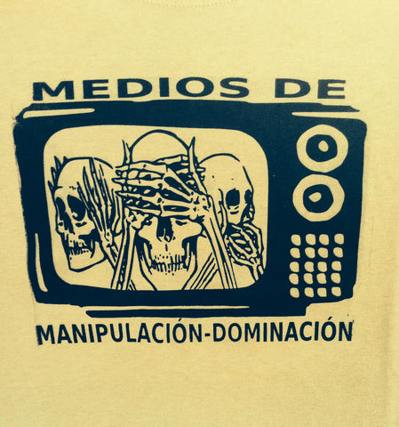 Media Domination T-shirt