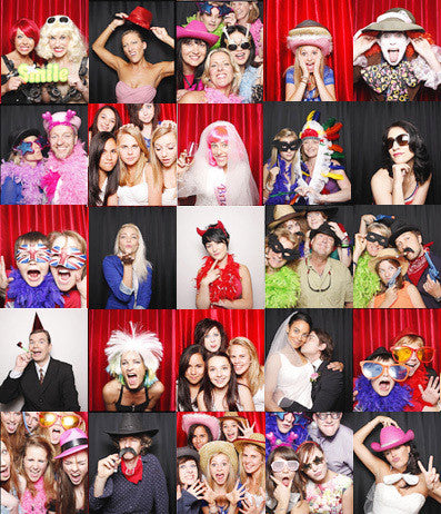 Photo Booths / Green Screen