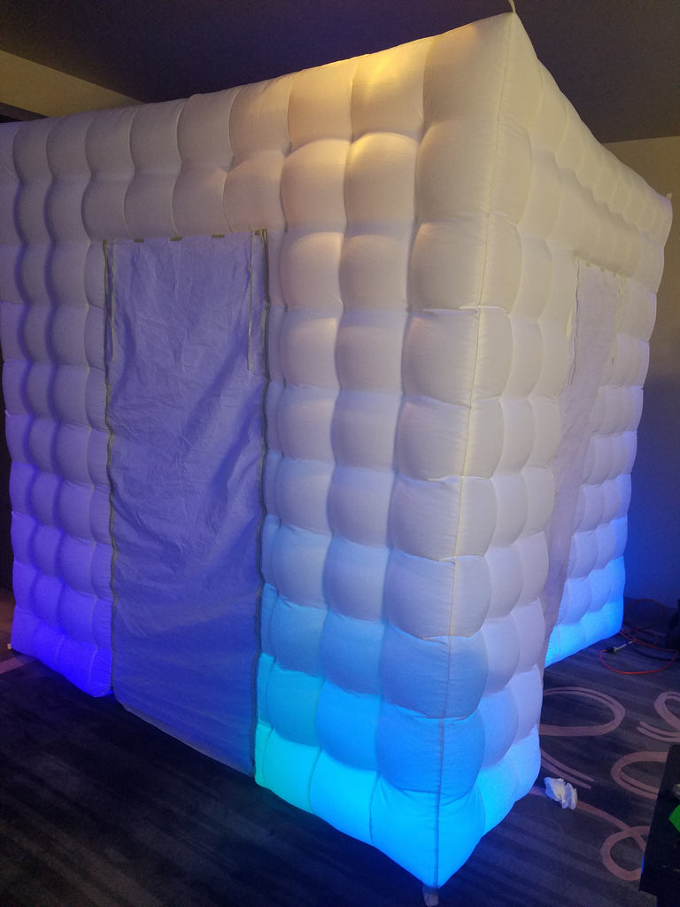 Bubble Booth
