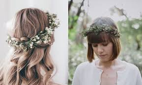 Hair Flower Crown