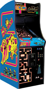 Ms Pac man & Galaga 25th anniversary