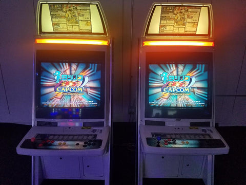 Tatsunoko VS Capcom 2 player