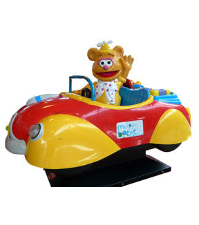 Muppet car