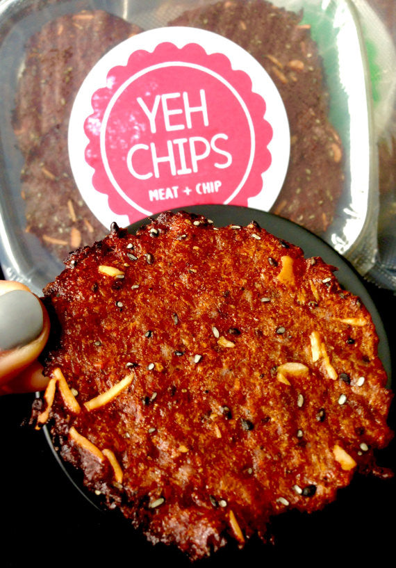 UMAMI BACON MEAT CHIPS