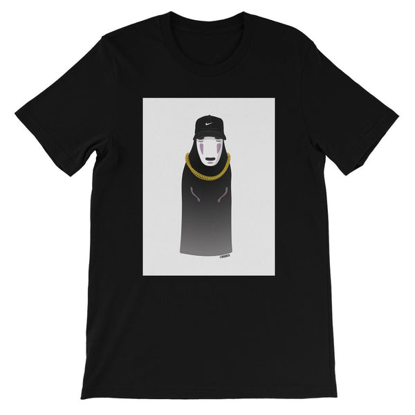 No Face (Spirited Away) Kids TShirt