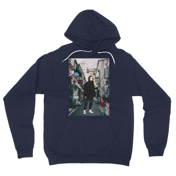 Anbu 02 California Fleece Pullover Hoodie